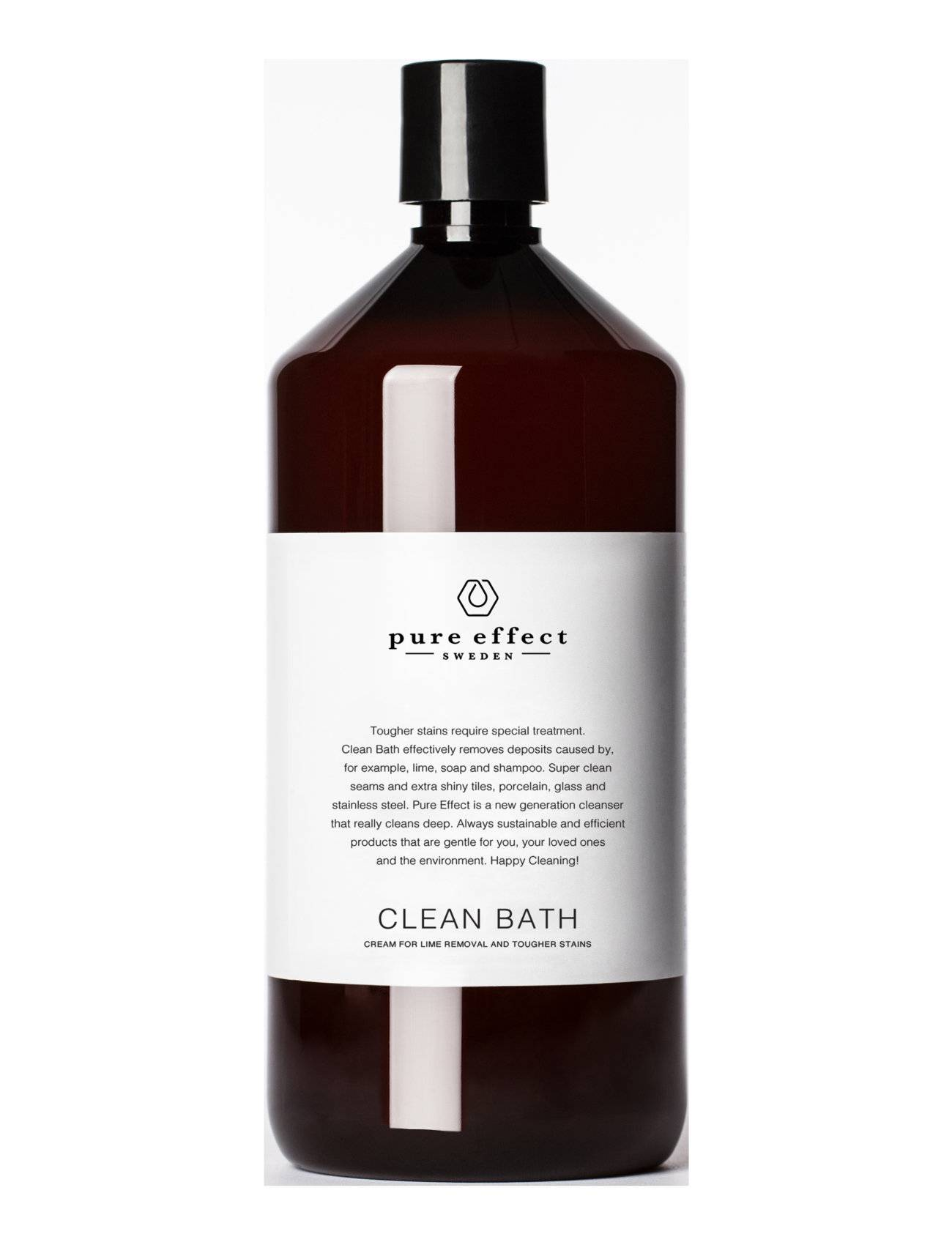 Pure Clean Bath Beauty WOMEN Home Cleaning Products Nude Pure Effect
