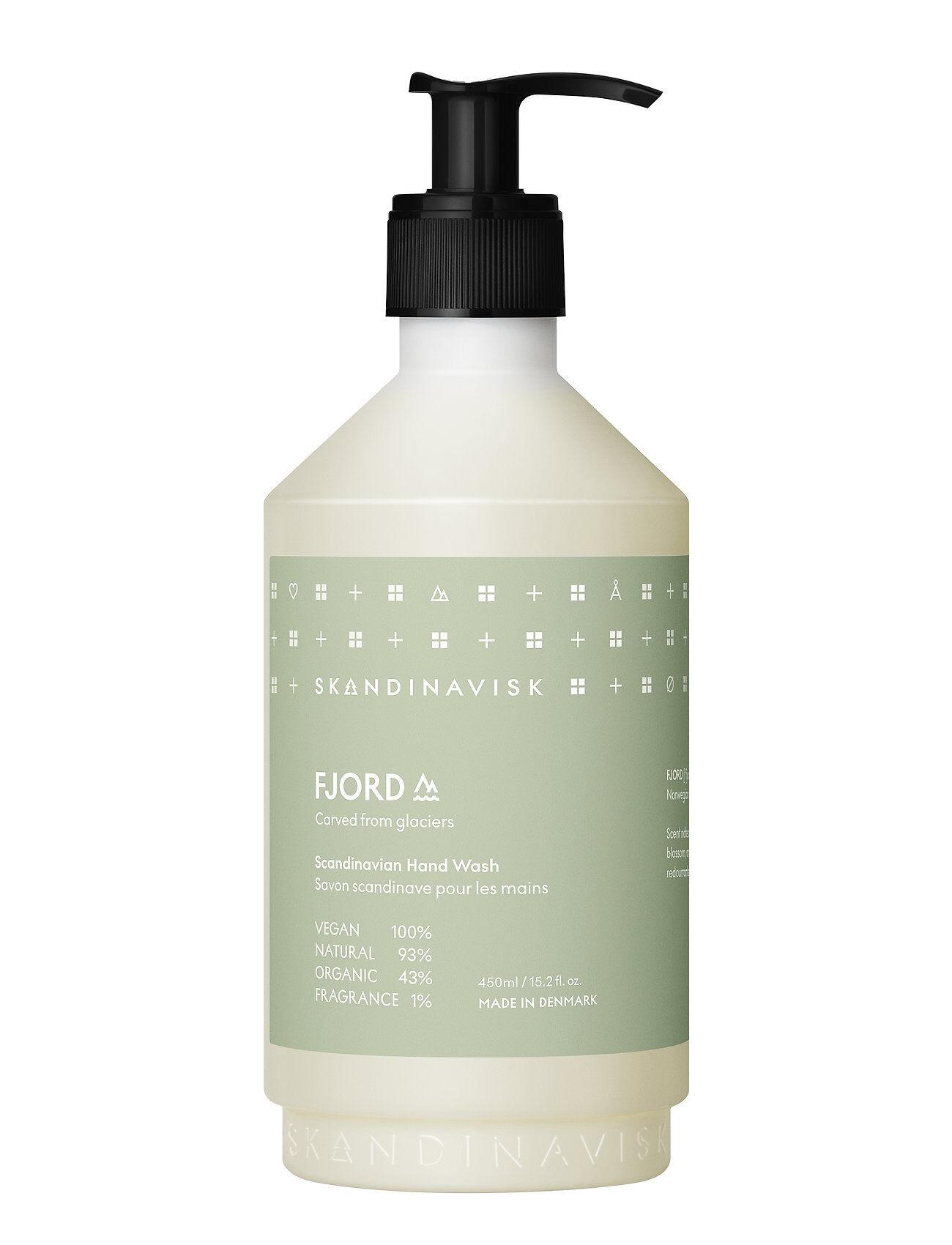 Skandinavisk Fjord Hand Wash 450ml Käsisaippua Nude Skandinavisk