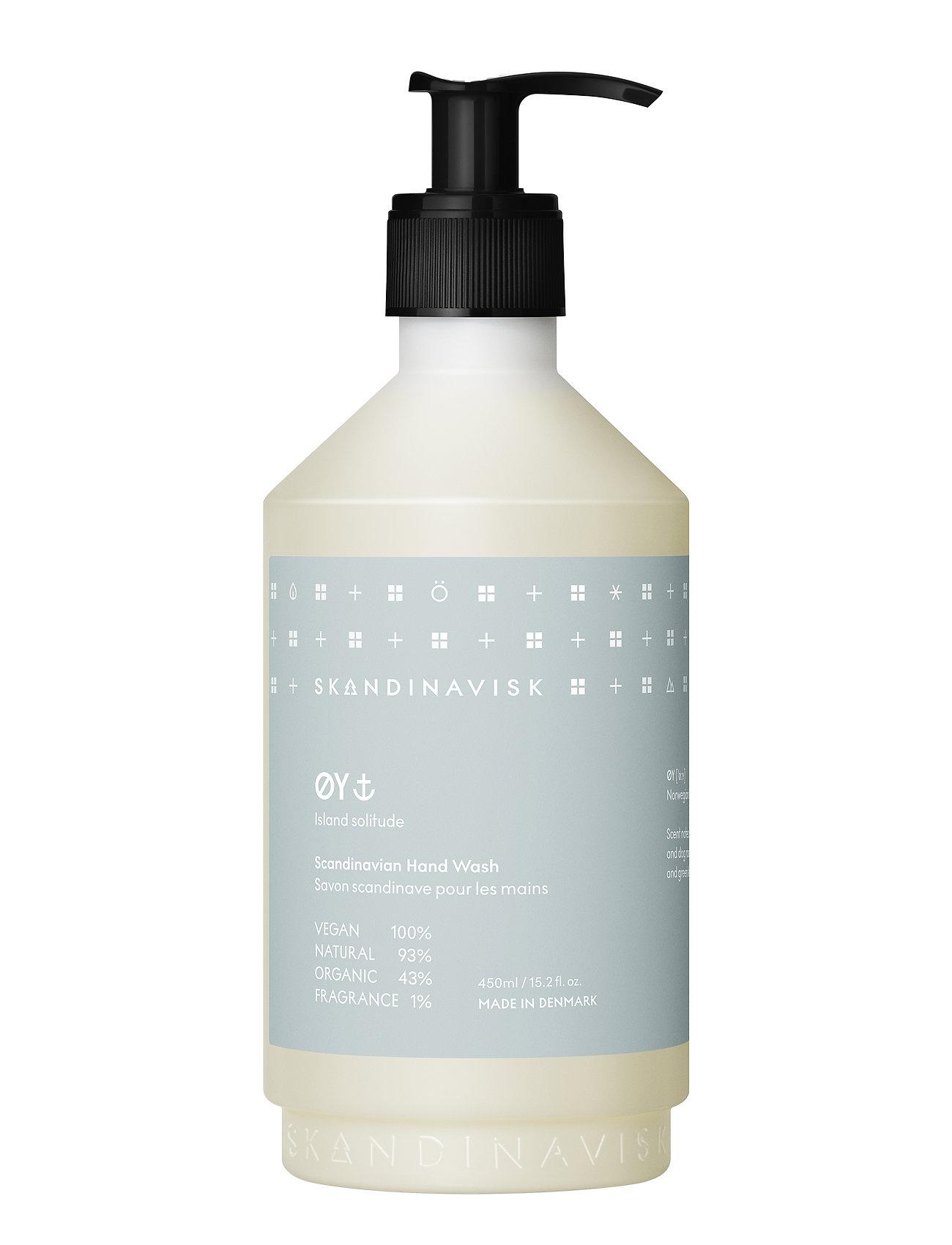 Skandinavisk ØY Hand Wash 450ml Käsisaippua Nude Skandinavisk