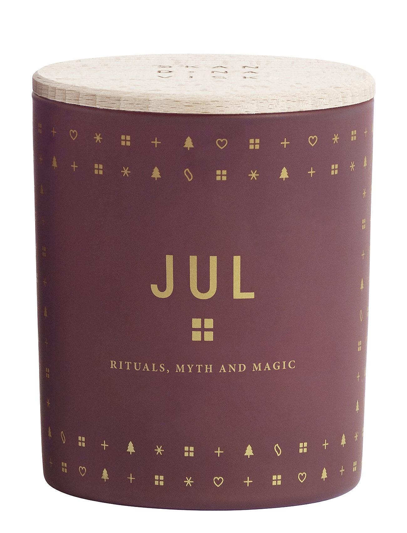 Skandinavisk Jul Scented Candle Tuoksukynttilä Nude Skandinavisk