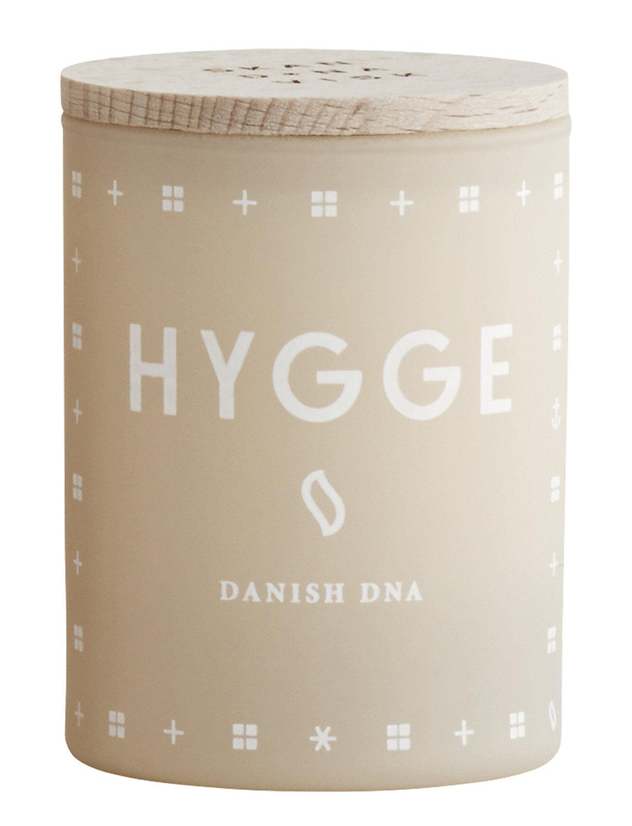 Skandinavisk Hygge Mini Scented Candle Tuoksukynttilä Beige Skandinavisk
