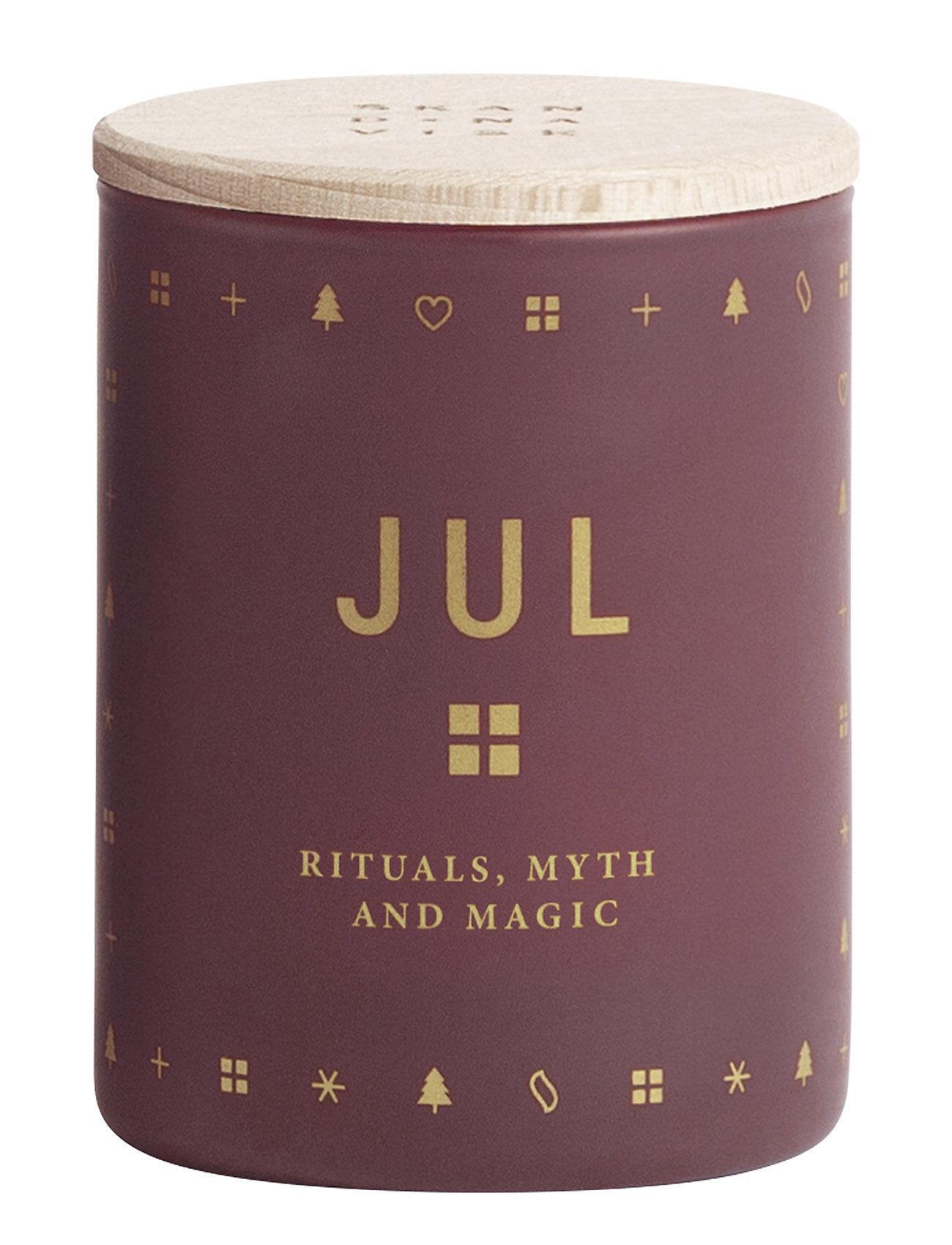 Skandinavisk Jul Mini Scented Candle Tuoksukynttilä Nude Skandinavisk