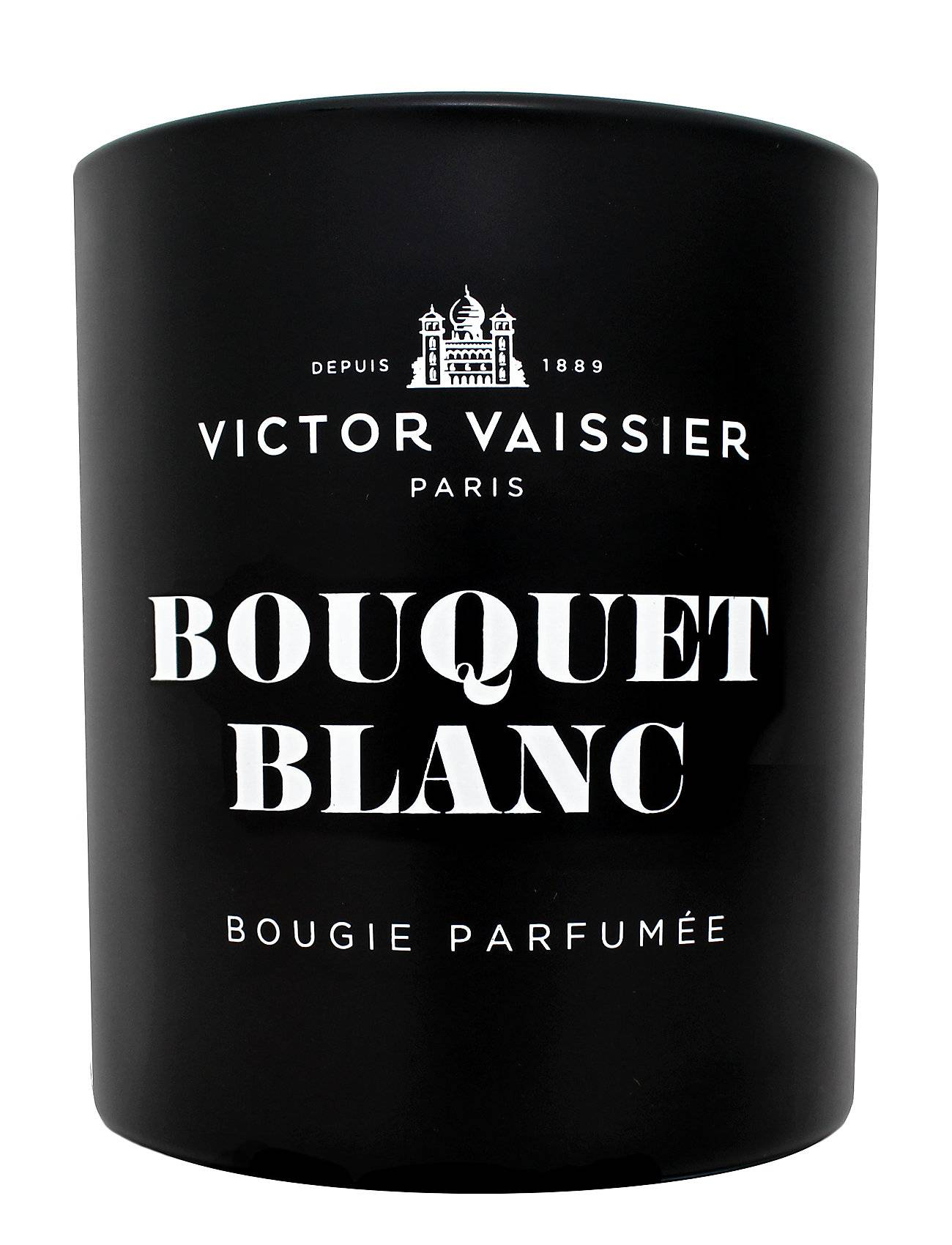 Victor Vaissier Scented Candle Bouquet Blanc Tuoksukynttilä Nude Victor Vaissier