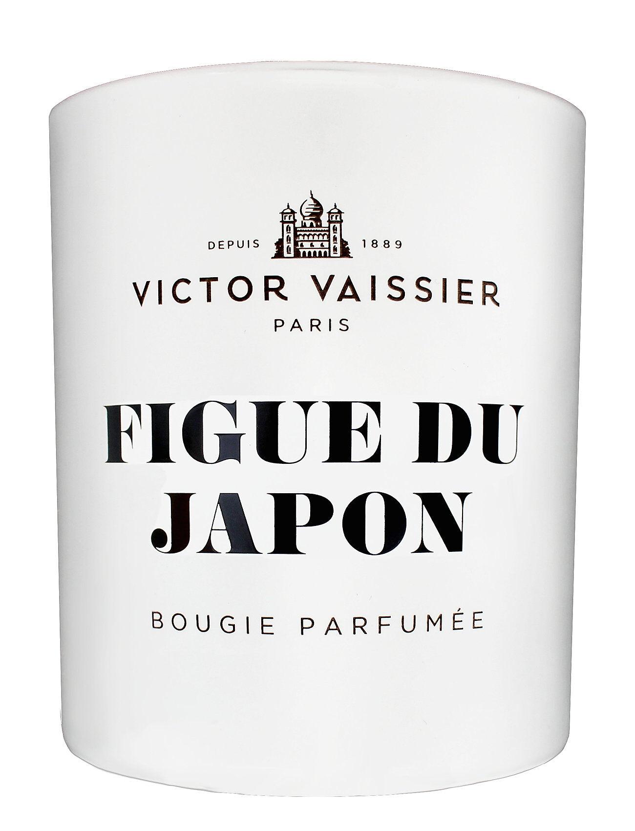 Victor Vaissier Scented Candle Figue Du Japon Tuoksukynttilä Nude Victor Vaissier
