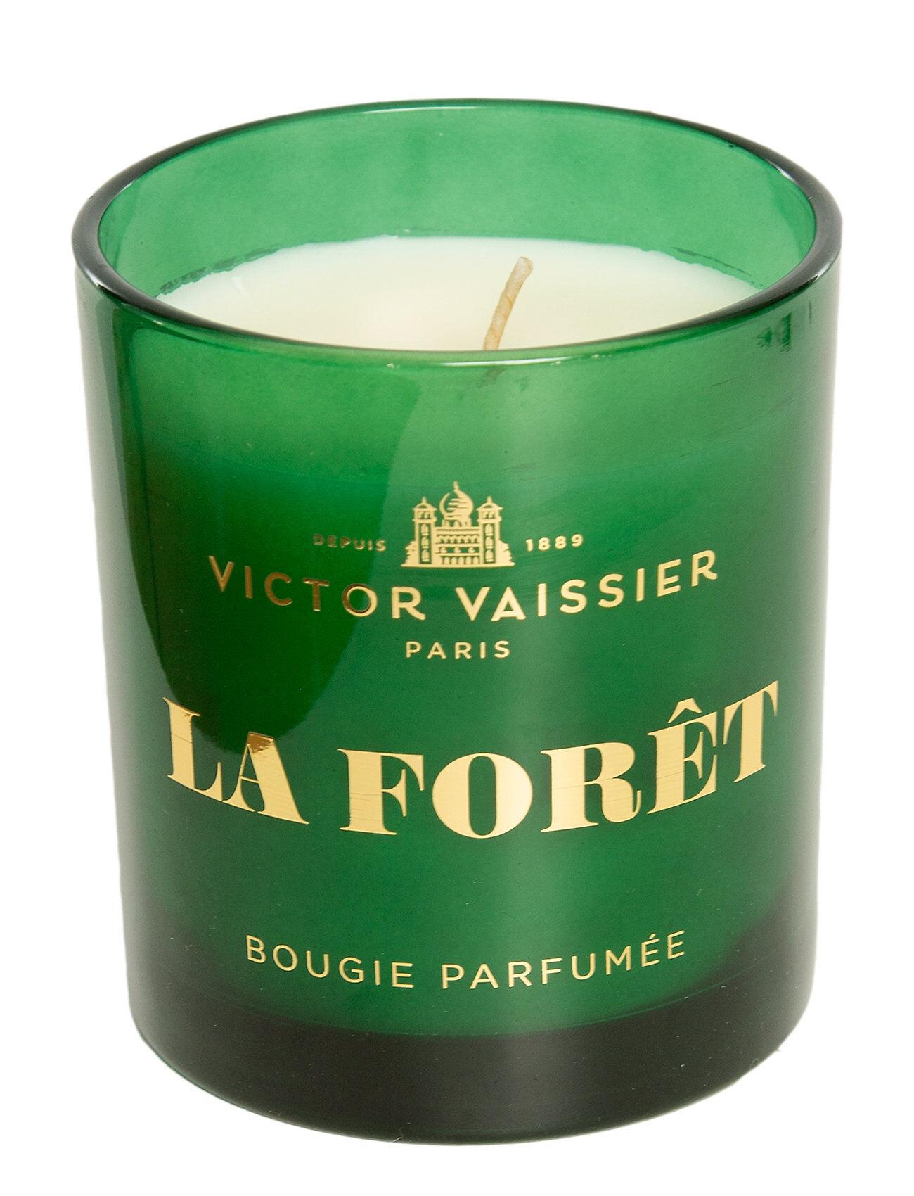 Victor Vaissier Scented Candle La ForêT Vert Tuoksukynttilä Nude Victor Vaissier