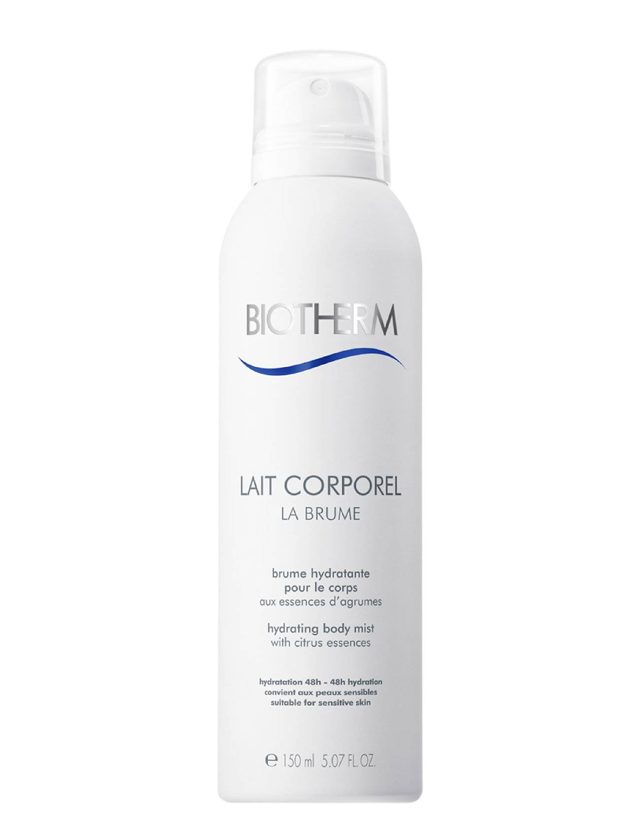 Biotherm Lait Corporel Brume 150ml Beauty WOMEN Skin Care Body Body Lotion Nude Biotherm
