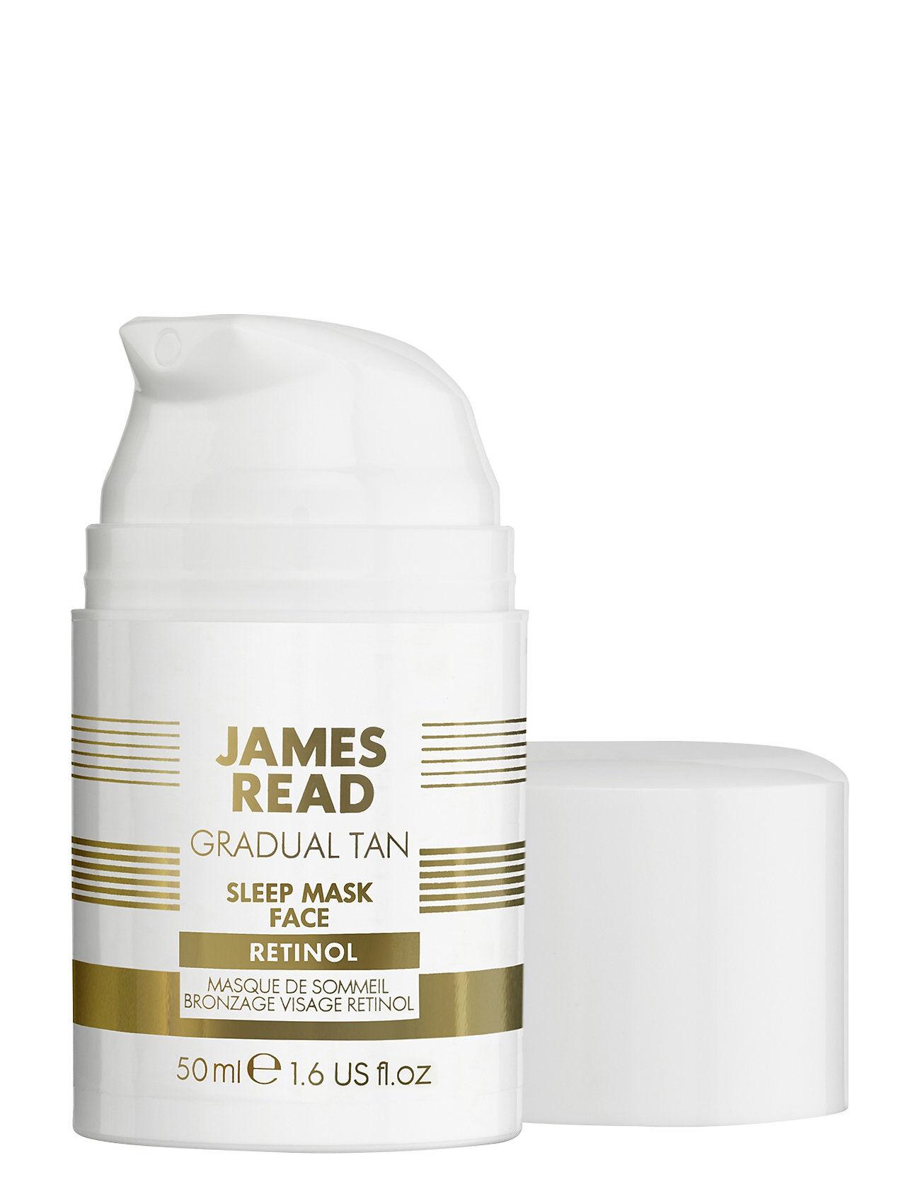 James Read Sleep Mask Tan Retinol Beauty WOMEN Skin Care Sun Products Self Tanners Nude James Read
