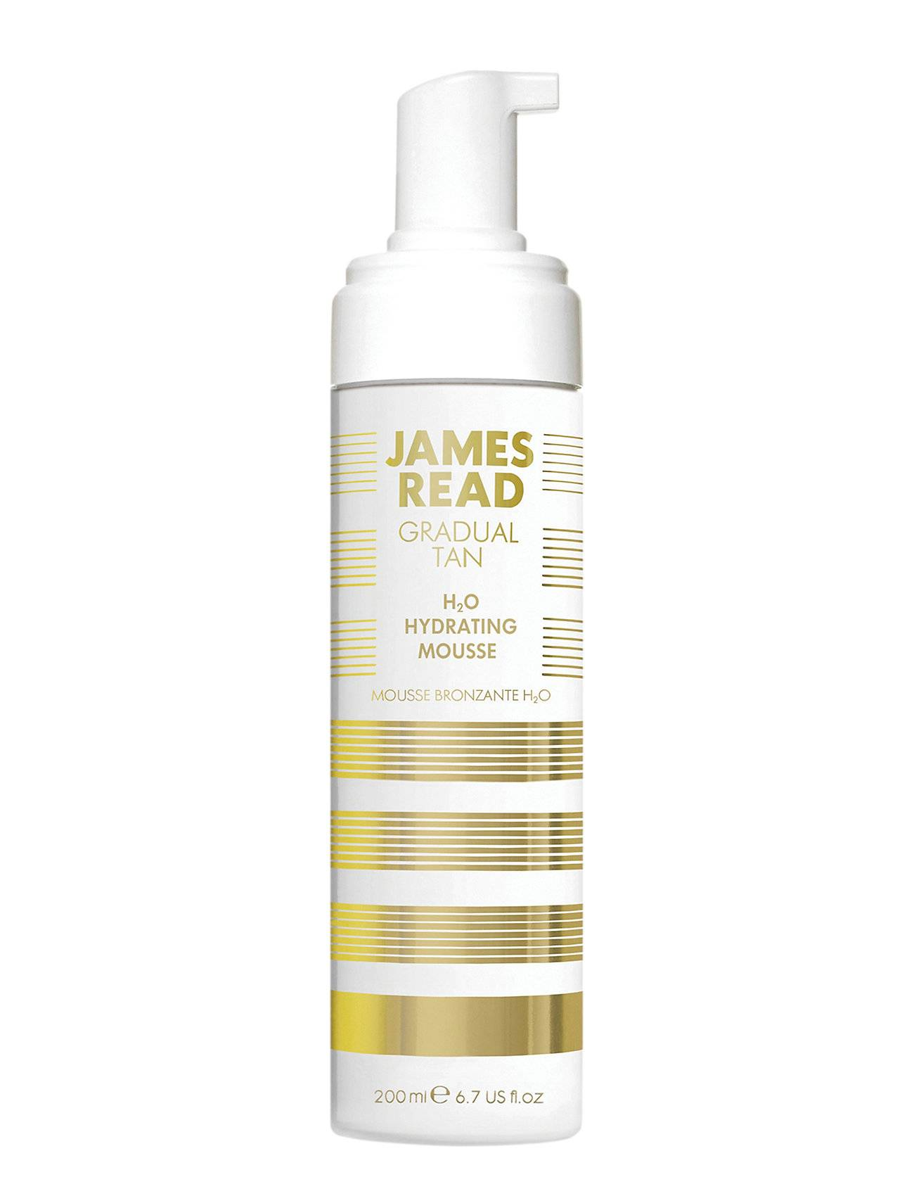 James Read H20 Hydrating Mousse Beauty WOMEN Skin Care Sun Products Self Tanners Nude James Read