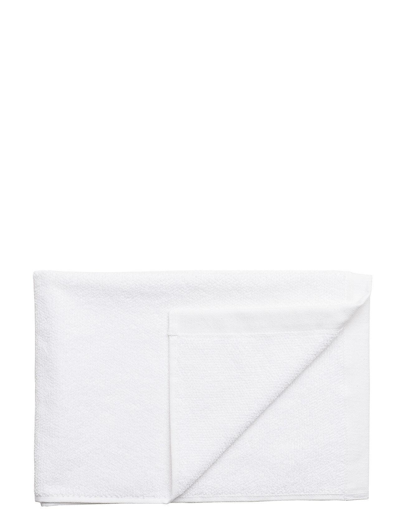 Gripsholm Towel Cotton Linen Home Bathroom Towels Valkoinen Gripsholm