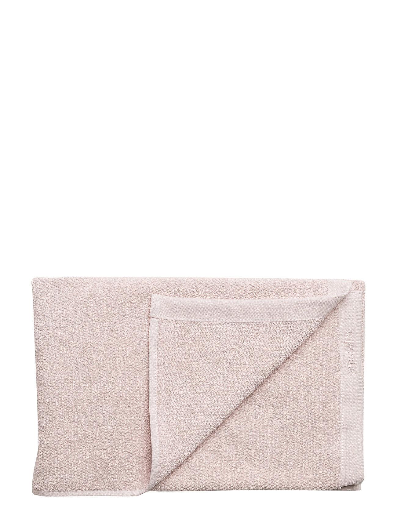 Gripsholm Bath Towel Cotton Linen Home Bathroom Towels Harmaa Gripsholm