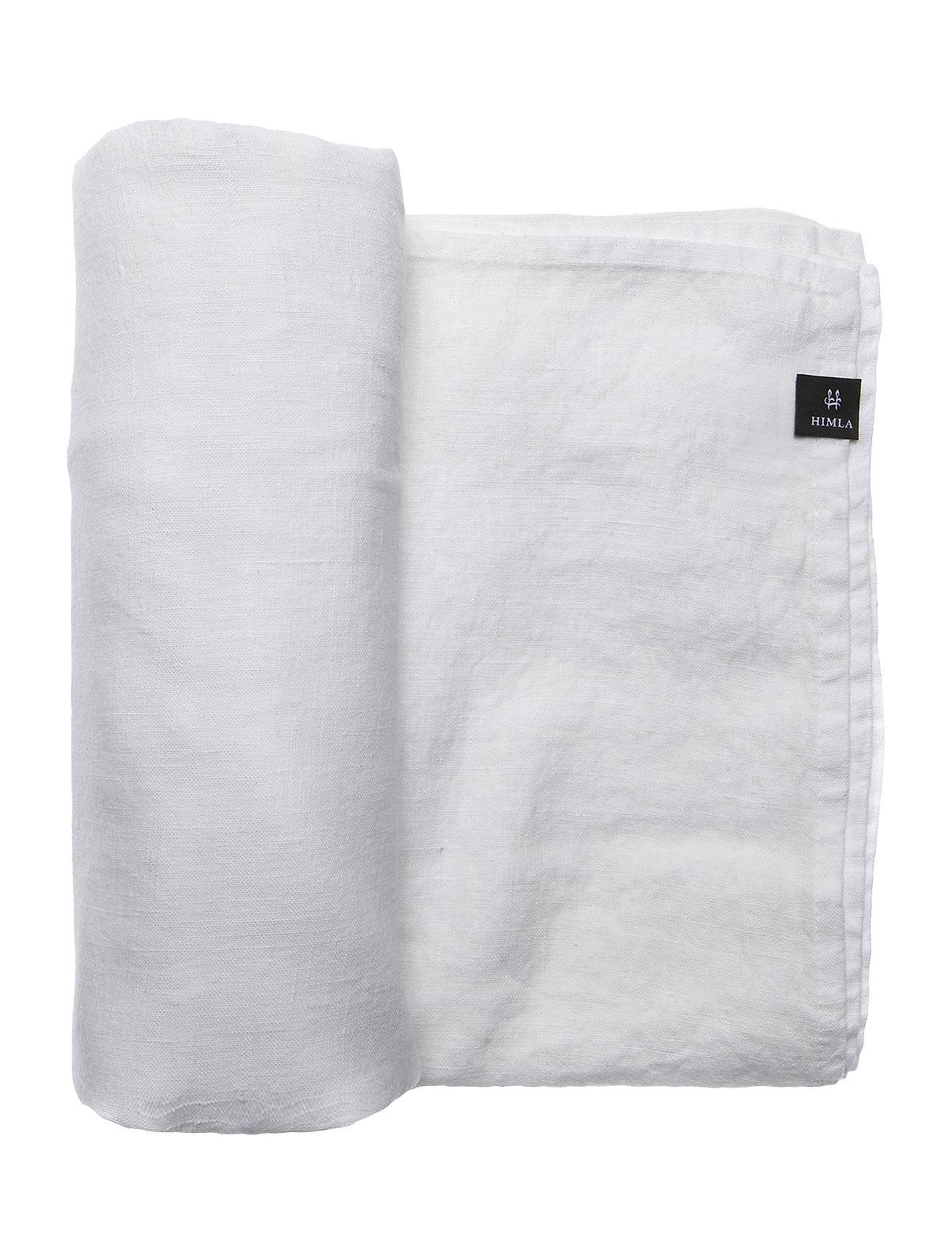 Himla Sunshine Tablecloth Home Kitchen Tablecloth Valkoinen Himla
