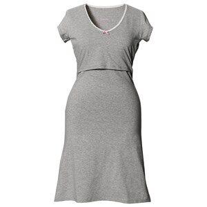 Boob Girls Maternity Clothes Sleepwear Grey Nightdress Grey