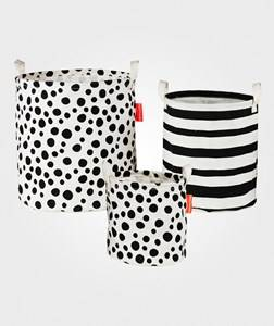 Done by Deer Unisex Storage Multi Soft Storage Basket 3 Pieces
