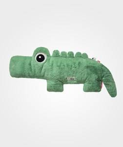 Done by Deer Unisex Soft toys Green Cuddle Friend Croco Green