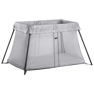 Babybjörn Unisex Norway Assort Furniture Multi Travel Crib Light Silver