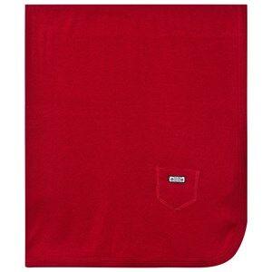 eBBe Kids Unisex Textile Red Baby Blanket Egart