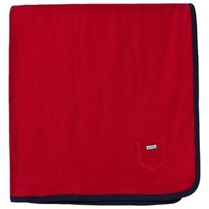eBBe Kids Unisex Textile Red Baby Blanket Red