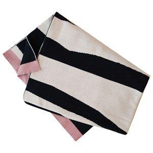 Elodie Details Unisex Textile Multi Knitted Blanket Zebra Sunshine