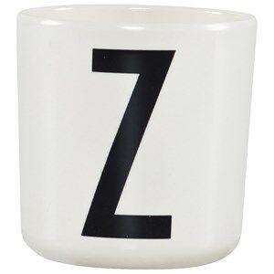 Design Letters Unisex Norway Assort Tableware White Melamine Cup Z