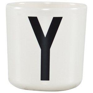 Design Letters Unisex Norway Assort Tableware White Melamine Cup Y