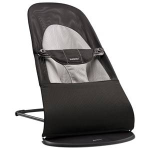 Babybjörn Unisex Norway Assort Bouncers and swings Black Bouncer Balance Soft Black/Grey Mesh