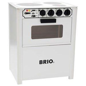 Brio Unisex Role play White Stove White