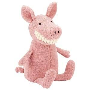 Jellycat Unisex Soft toys Pink Toothy Pig