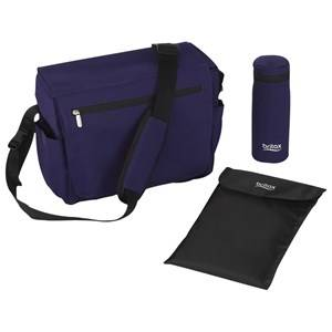 Britax Unisex Bags Purple Nursery Bag Mineral Purple