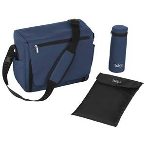 Britax Unisex Bags Blue Nursery Bag Ocean Navy