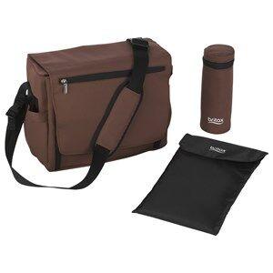 Britax Unisex Bags Brown Nursery Bag Wood Brown