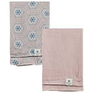Image of Elodie Details Unisex Textile Multi Bamboo Muslin Blanket Set Bedouin Stories