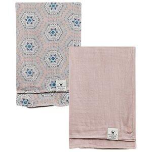 Elodie Details Unisex Textile Multi Bamboo Muslin Blanket Set Bedouin Stories