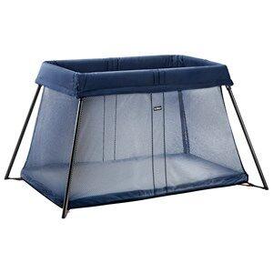 Babybjörn Unisex Norway Assort Furniture Blue Travel Crib Light Dark Blue Whale