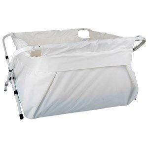 BiBaBad Unisex Baby Gear Baby bathing White Portable Bath Large White/White
