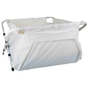 BiBaBad Unisex Baby Gear Baby bathing White Portable Bath XXL White/White