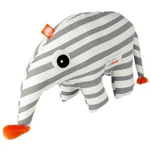 Done by Deer Unisex Soft toys Grey Antee Soft Toy Grey