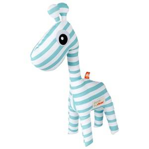 Done by Deer Unisex Soft toys Blue Raffi Soft Toy & Book Blue