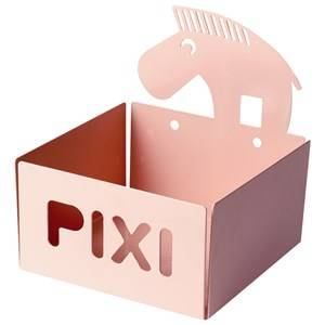 Done by Deer Unisex Storage Pink Zebee Pixi Shelf Powder