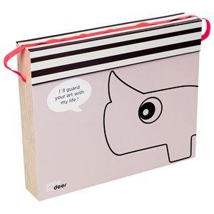 Done by Deer Unisex Storage Pink Art Box Powder
