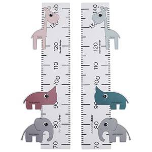 Done by Deer Unisex Home accessories Multi Double Sided Height Measurer