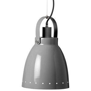 Done by Deer Unisex Lighting Grey Metal Lamp Grey