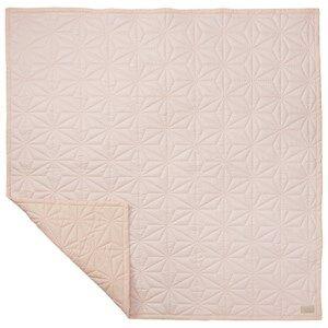 Cam Cam Unisex Textile Pink Organic Baby Quilt Rose