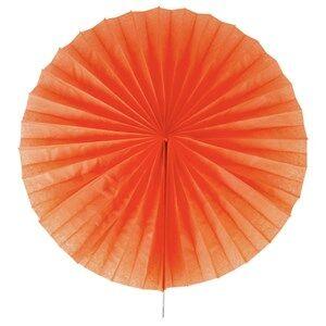 My Little Day Unisex Tableware Orange Paper Fan - Orange