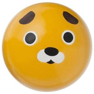 ferm LIVING Unisex Storage Yellow Dog Hook