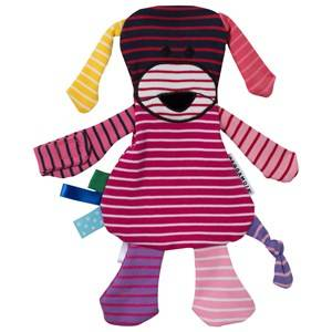 Geggamoja Unisex Soft toys Pink Doddi Cozy Toy Pink