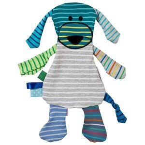 Geggamoja Unisex Commission Soft toys Multi Doddi Cozy Toy Blue