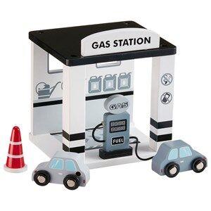 Kids Concept Unisex Vehicles White Gas Station