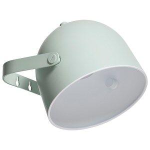 Flexa Furniture Unisex Lighting Green Monty Wall Lamp Mint Green