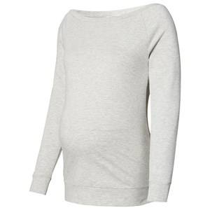 Esprit Maternity Girls Maternity jumpers & cardigans Grey Maternity Sweatshirt Pale Grey Melange