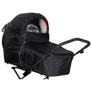 Basson Baby Unisex Norway Assort Stroller accessories Black Rain Cover Sport Kombi Black
